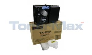 KYOCERA MITA KM-C2520 3225 3232 TONER BLACK (TK-827K)