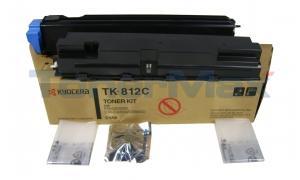KYOCERA MITA FS-8026N C2630D TONER CYAN (TK-812C)