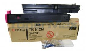 KYOCERA MITA FS-8026N C2630D TONER MAGENTA (TK-812M)