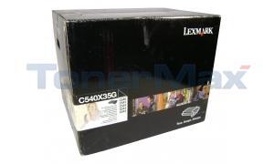 LEXMARK C540 PHOTOCONDUCTOR UNIT (C540X35G)