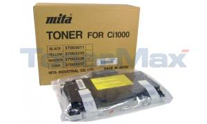 MITA CI-1000 TONER MAGENTA (TD-80M)