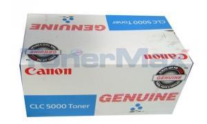 CANON CLC 5000 TONER CYAN (6602A003)
