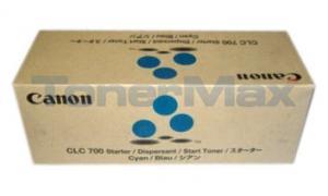 CANON CLC 700 800 STARTER CYAN(BROWN BOX) (SSF-I9711)