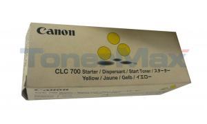 CANON CLC-700 STARTER YELLOW (1471A001)