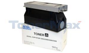 COPYSTAR 2265 2280 TONER BLACK (37083016)