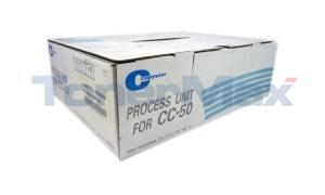 COPYSTAR CC-50 PROCESS UNIT BLACK (63882610)