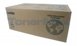 LANIER 2004 E2004 TONER BLACK (491-0316)