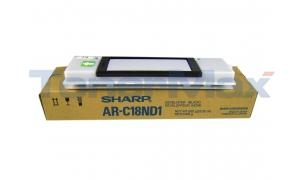 SHARP AR-C160 DEVELOPER BLACK (AR-C18ND1)