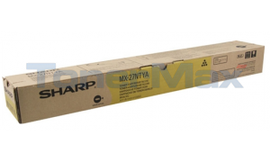 SHARP MX-2300N TONER CARTRIDGE YELLOW (MX-27NTYA)