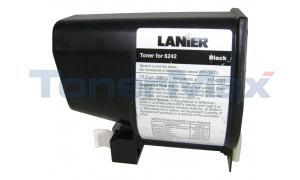 LANIER 6242 TONER BLACK (117-0131)