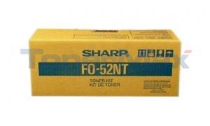 SHARP FO-5200/4900 TONER KIT BLACK (FO-52NT)