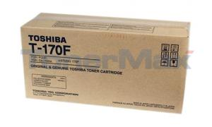 TOSHIBA E-STUDIO 170F TONER CARTRIDGE BLACK (ZT170F)