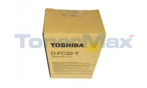 TOSHIBA FC22 DEVELOPER YELLOW (4409873420)