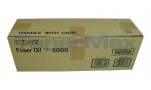 RICOH TYPE 5000 FUSER OIL (402874)