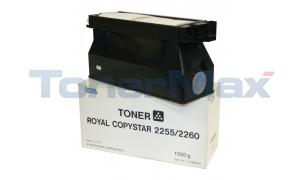 ROYAL COPYSTAR 2255 2260 TONER (37066016)