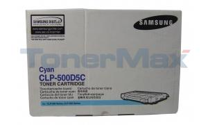 SAMSUNG CLP 500 TONER CYAN (CLP-500D5C/XAA)