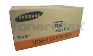 SAMSUNG MSYS-5150 TONER BLACK (TDR-515)