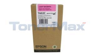 EPSON SP 7800 9800 K3 INK CTG LIGHT MAGENTA 110ML (T602C00)