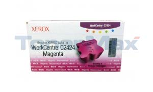XEROX WORKCENTRE C2424 SOLID INK MAGENTA (108R00661)