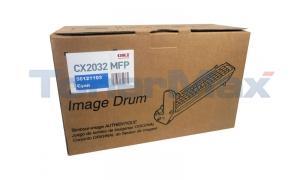 OKIDATA CX2033 MFP IMAGE DRUM KIT CYAN (56121103)