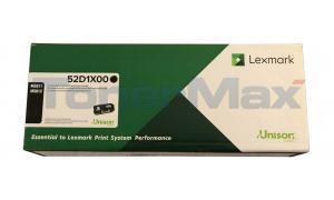 LEXMARK MS812 RP TONER CARTRIDGE 45K (52D1X00)