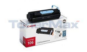 CANON 106 TONER CARTRIDGE BLACK (0264B001)
