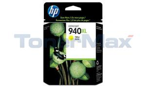 HP OFFICEJET PRO 8000 NO 940XL INK YELLOW (C4909AN)