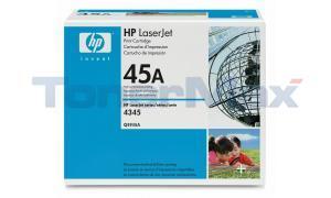 HP LASERJET 4345MFP / M4345MFP GOV TONER (Q5945AG)
