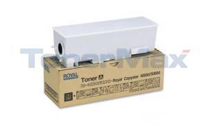 ROYAL COPYSTAR 4000D TONER BLACK (37015016)