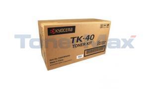 KYOCERA MITA KM-F650 TONER BLACK (TK-40)