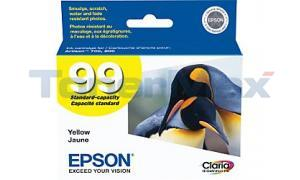 EPSON NO 99 INK YELLOW (T099420)