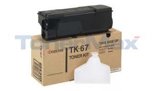 KYOCERA MITA FS-3820N 3830N LASER TONER (TK-67)