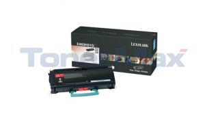 LEXMARK X463DE TONER CART BLACK 9K (X463H21G)