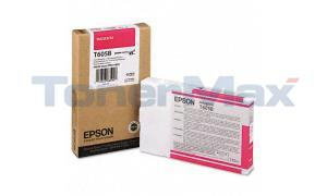 EPSON SP 4800 ULTRACHROME K3 INK MAGENTA 110ML (T605B00)