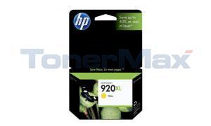 HP NO 920XL INK YELLOW (CD974AN)