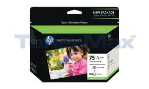 HP NO 75 PHOTO VALUE PACK (CG501AN)