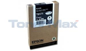 EPSON B-500DN INK CARTRIDGE BLACK HY (T617100)