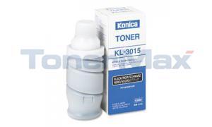 KONICA KL-3015 TONER BLACK (950-028)
