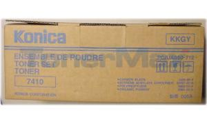 KONICA 7410 TONER KIT BLACK (950-712)
