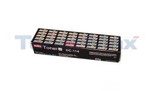 MITA 114 TONER BLACK (37031011)