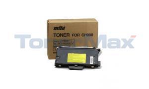 MITA CI-1000 TONER YELLOW (TD-80Y)