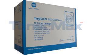 KONICA MINOLTA MAGICOLOR 2400 OPC DRUM (1710591-001)