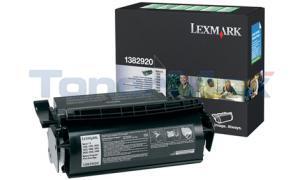 LEXMARK OPTRA S1250 RP PRINT CART BLACK 7.5K (1382920)
