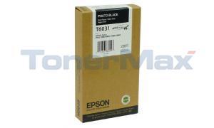 EPSON STYLUS PRO 7880 9880 INK CTG PHOTO BLACK 220 ML (T603100)