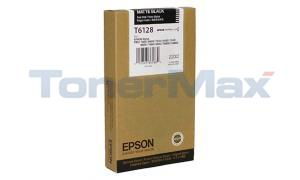 EPSON STYLUS PRO 7880 9880 INK CTG MATTE BLACK 220ML (T612800)