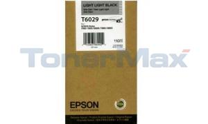 EPSON STYLUS PRO 7880 9880 INK CTG LIGHT LIGHT BLACK 110ML (T602900)