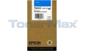 EPSON SP 7800 9800 K3 INK CTG CYAN 110ML (T602200)