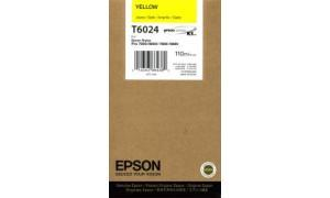 EPSON SP 7800 9800 K3 INK CTG YELLOW 110ML (T602400)