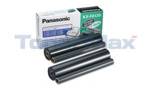 PANASONIC KX-FM255 RIBBON REFILL BLACK (KX-FA136)