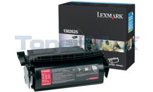 LEXMARK OPTRA S1250 PRINT CARTRIDGE 17.6K (1382625)